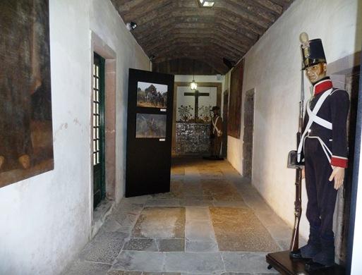 19-  Palácio de Buçaco- interior do convento