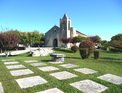 Igreja Santa Maria da Alcáçova do Castelo de Montemor-o-Velho