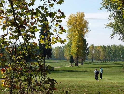 curia - clube golf