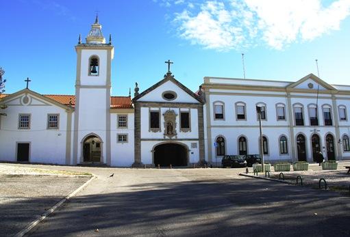 Figueira da Foz - Igreja e convento de Santo Antonio e misericordia