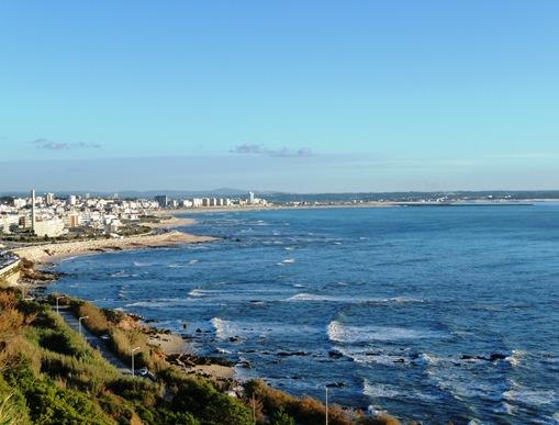 Figueira da Foz - vista - praia 1