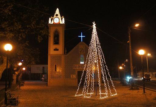 igreja em Perães - Natal