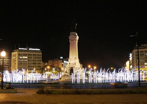 Rotunda do Marquês de Pombal - Lisboa