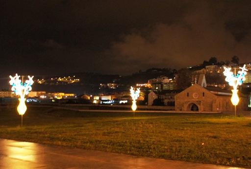 coimbra - natal - mosteiro de santa clara a velha