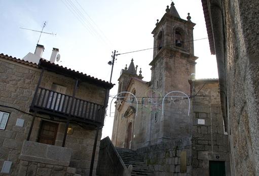 Alpedrinha - igreja matriz