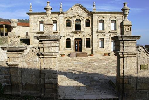 Alpedrinha - palacio do picadeiro