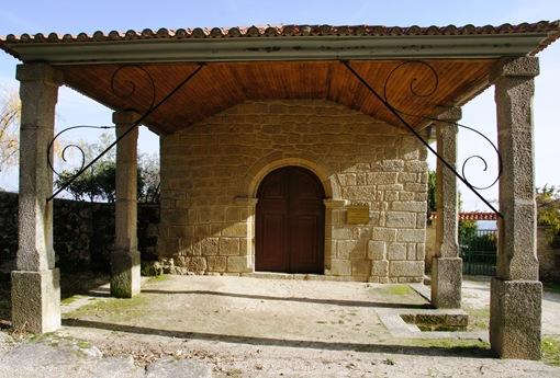 Alpedrinha - capela de São Sebastião 1