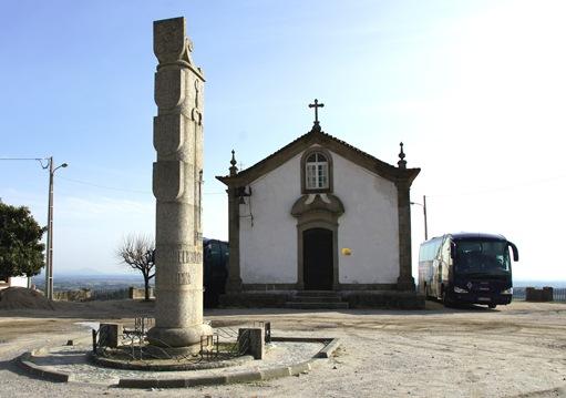 Alpedrinha - capela de Santo Antonio