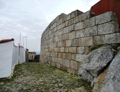 Castelo Novo - Rua Torre de Menagem