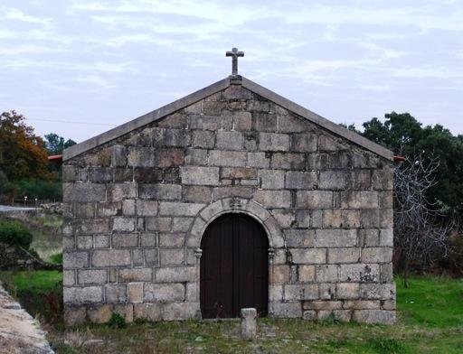 Castelo Novo - capela de são braz