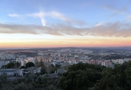 Castelo Branco - amanhecer 5