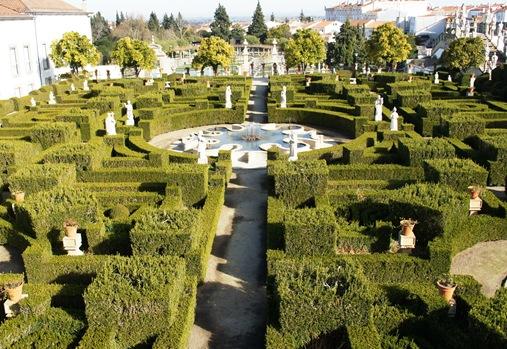 Castelo Branco - Jardim do Paço Episcopal 10
