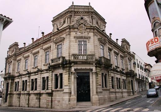 Castelo Branco - edificio do Banco de Portugal