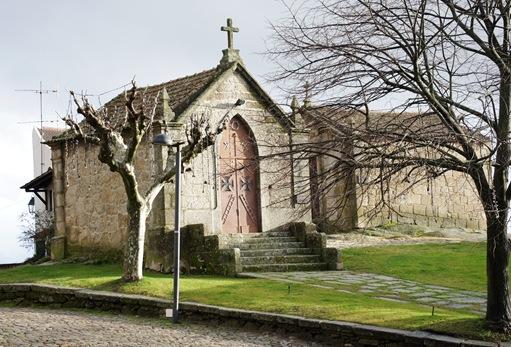 Belmonte - capela do calvário 2