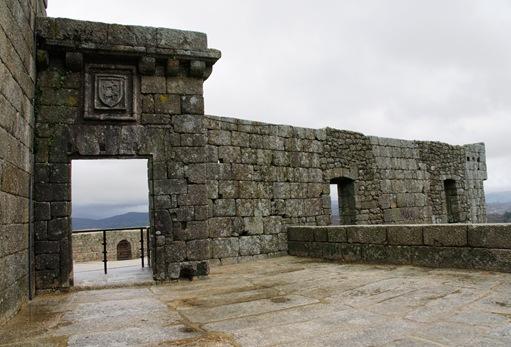 Belmonte - castelo - parte superior