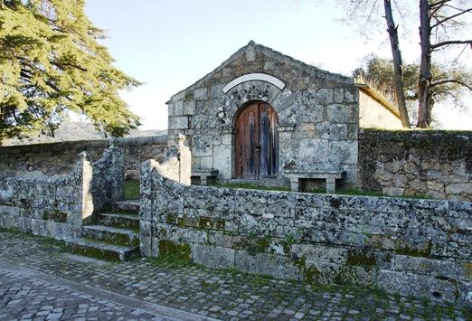 Idanha a Velha - Capela de S. Sebastião