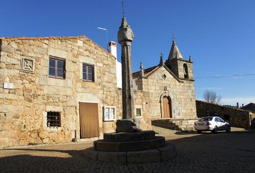 Idanha a Velha - antiga igreja da misericórdia