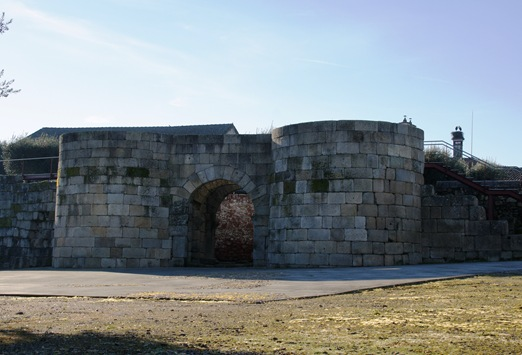 Idanha a Velha - Muralha romano-medieval