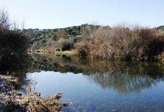 Idanha a Velha - rio Ponsul