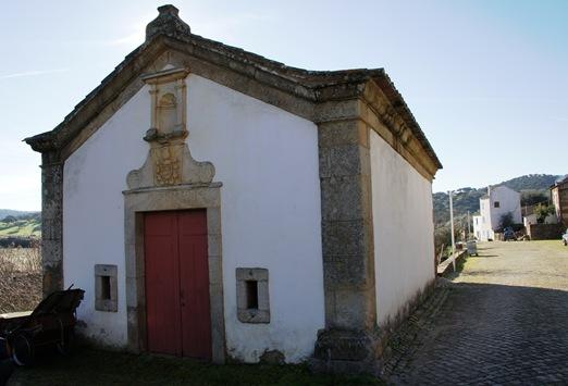 Idanha a Velha - Capela de S. Dâmaso