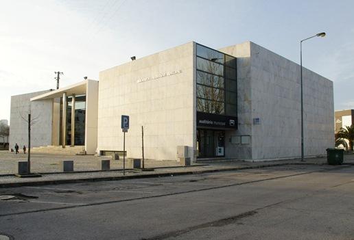 Pombal - biblioteca e auditorio municipal