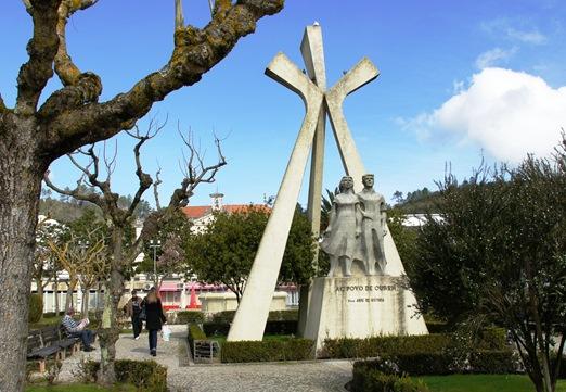 Ourém - Praça do Município