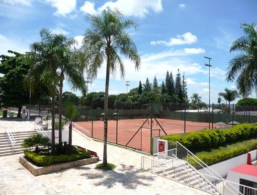 17. Marilia Tênis Clube - interior