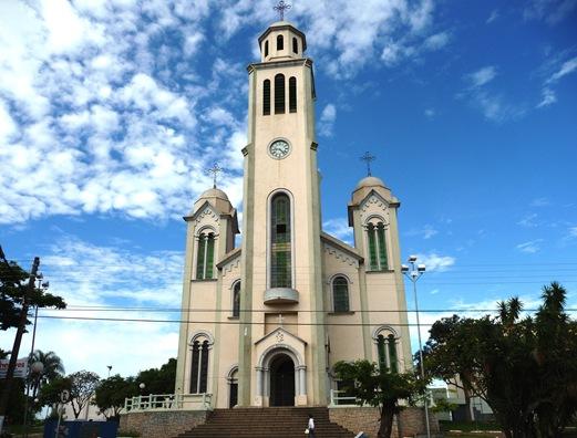 1. igreja de Santo Antonio