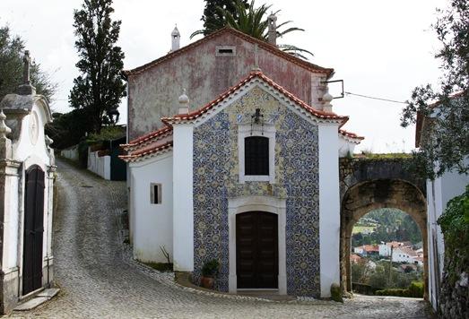 Ourém - Castelo - Capela de N.S. Conceição