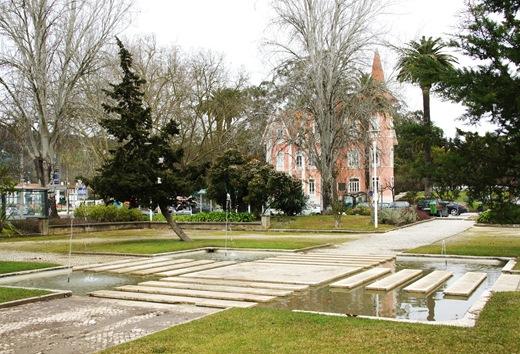 Alcobaça - Praça do paços do concelho