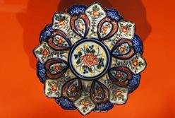 Alcobaça - museu bernarda - prato decorativo de parede 4