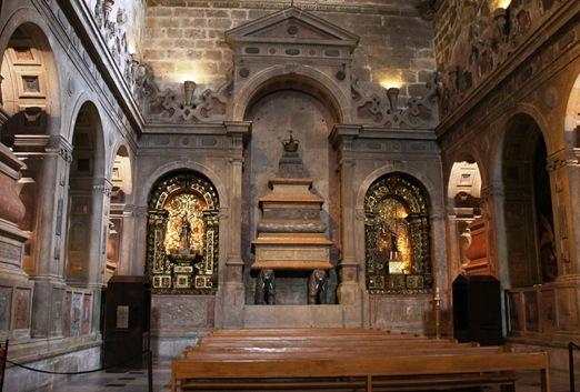 mosteiro dos Jeronimos -  igreja - capela norte do transepto 1