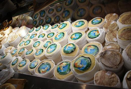 Serra da Estrela - queijo da serra