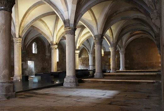 Mosteiro de Alcobaça - sala dos Monges