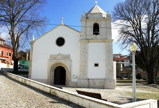 Porto de Mós - igreja de são joão baptista