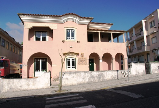 Porto de Mós - Biblioteca Municipal