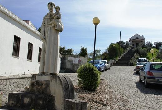 Porto de Mós - Capela sto antonio 1