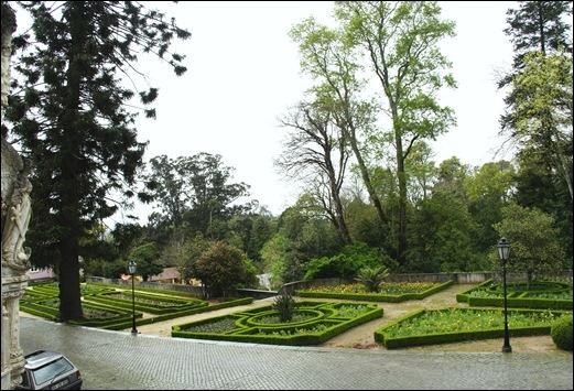 Buçaco - jardim do palácio 12