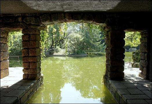 jardim serralves  - lago 2