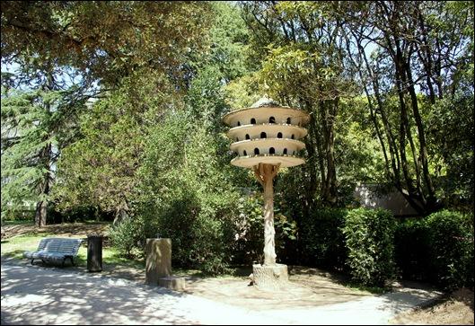 jardim serralves  - casa dos passarinhos