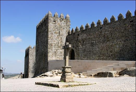 9.Trancoso -  castelo medieval