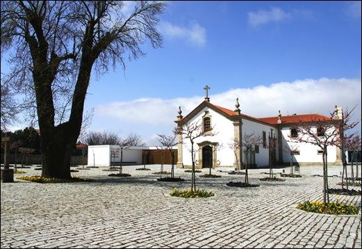 1.Trancoso -  igreja do convento de Santo Antonio 1