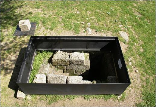9.Trancoso -  castelo medieval - cisterna