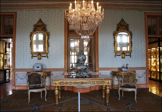 Palacio de Queluz - Sala de jantar 1