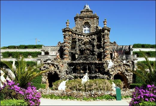 Quinta Real Caxias - cascata