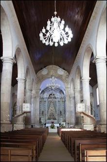 Ilhavo - igreja matriz - interior 2