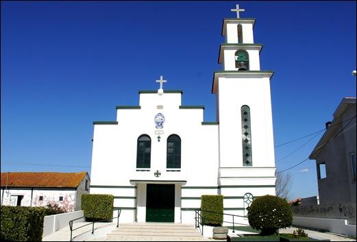 Ilhavo -  Igreja de N.S.Fátima 1942