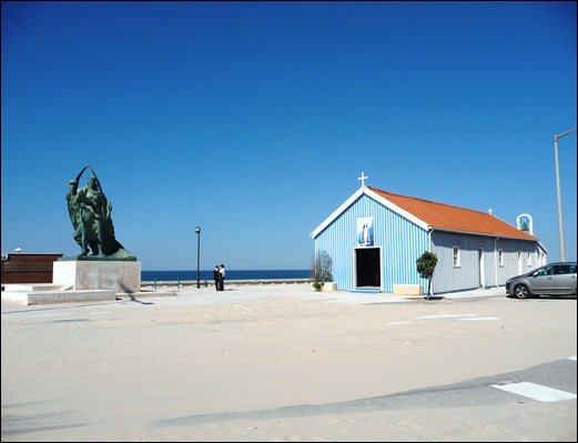 Praia de Mira -  Capela Velha 1