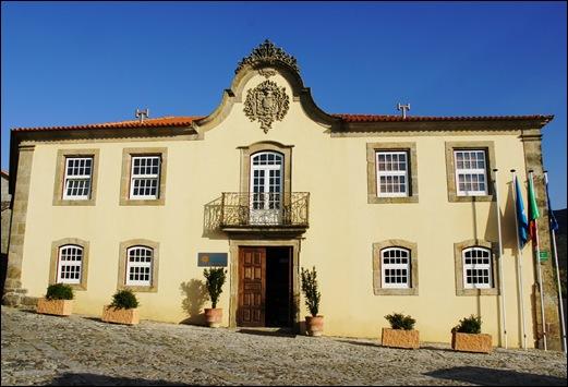 Linhares - solar da família Corte Real - Inatel