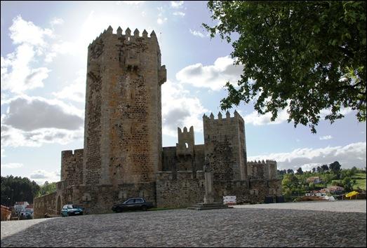 Sabugal - Glória Ishizaka - castelo